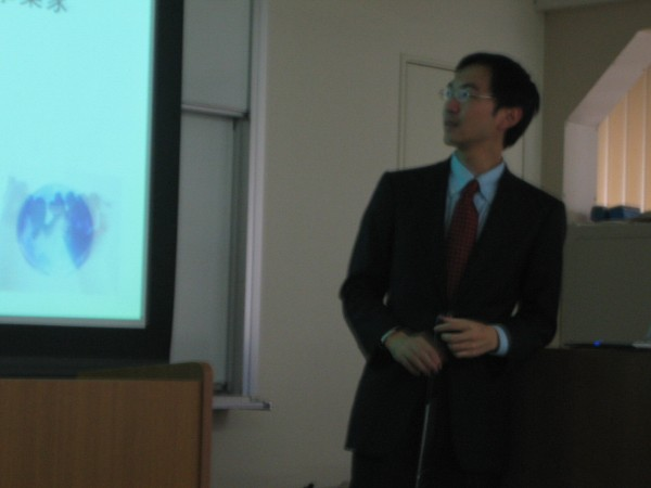 シンポジウム「ビジネスへ向けての数理工学」写真5