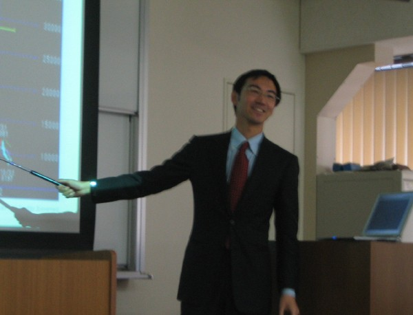 シンポジウム「ビジネスへ向けての数理工学」写真6